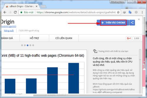 loai bo nhung thanh phan khong can thiet tren trang web voi ublock origin