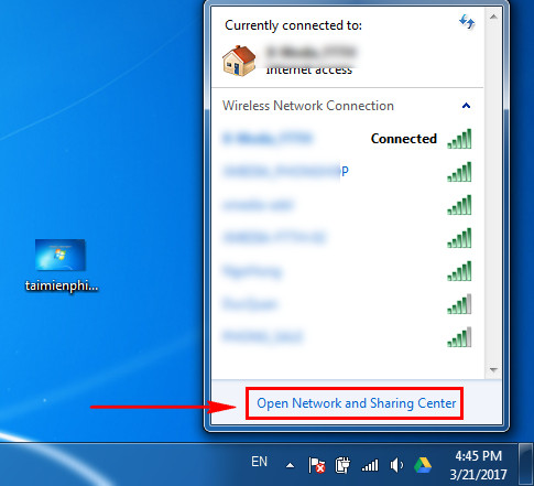 sao luu va khoi phuc thiet lap mang wifi tren windows 7