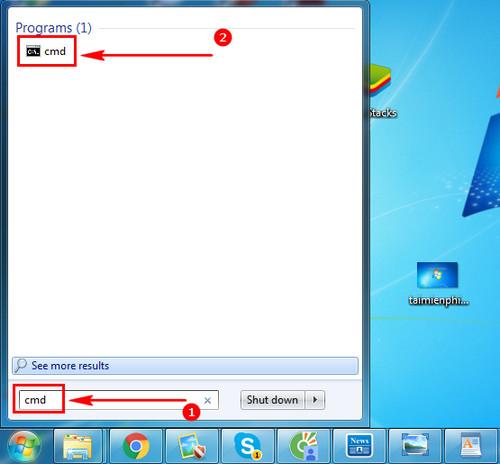 Thủ thuật xác định địa chỉ IP của modem phát WiFi đơn giản