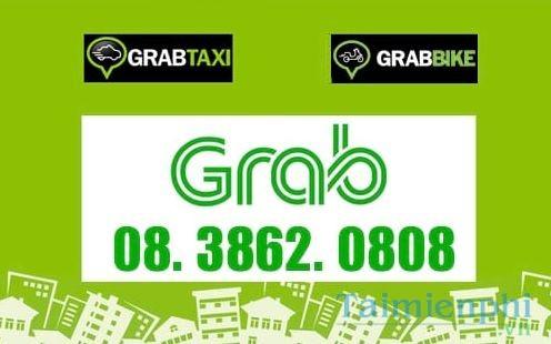 Cách gọi xe pháo ôm Grabbike, taxi Grab không cần cài app điện thoại