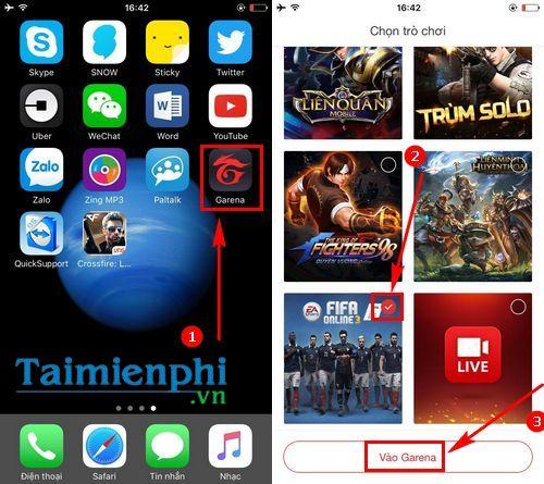 Cách thay ảnh đại diện tài khoản Garena, ảnh avatar 9