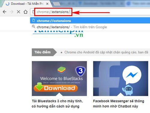Đưa tính năng tự động bắt Link của Cốc Cốc vào Google Chrome