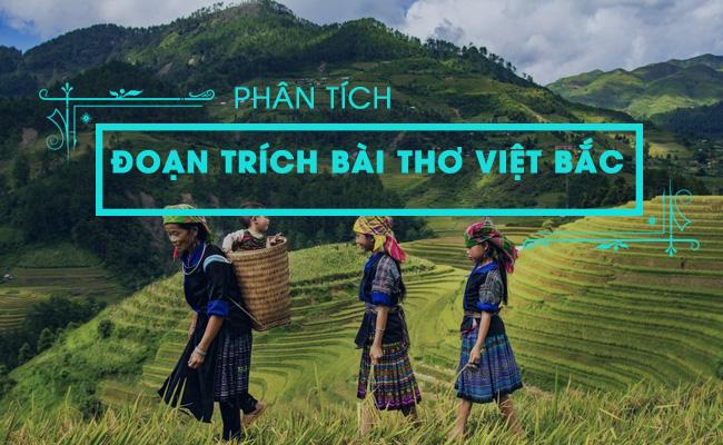 Phân tích đoạn trích bài thơ Việt Bắc 5