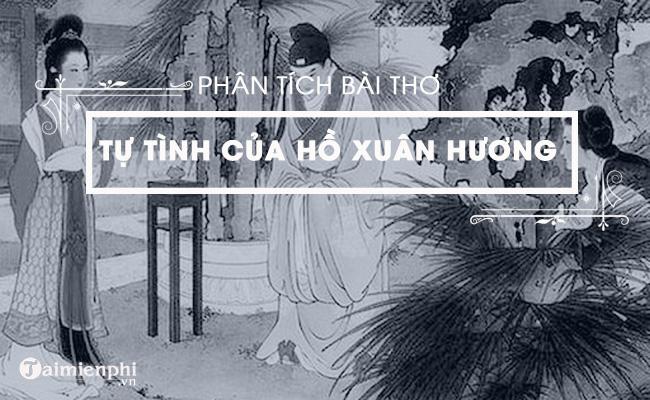 Phân tích bài thơ Tự tình của Hồ Xuân Hương 4