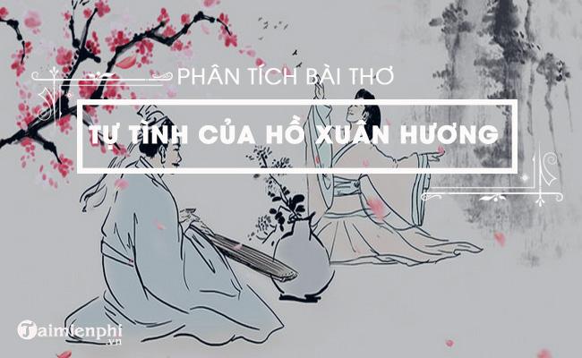 Phân tích bài thơ Tự tình của Hồ Xuân Hương 5