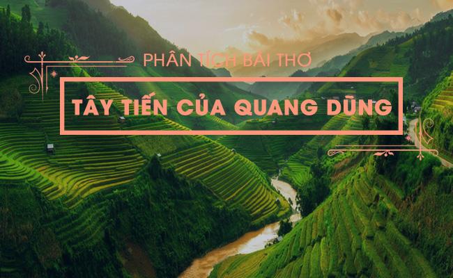Phân tích bài thơ Tây Tiến của Quang Dũng 2
