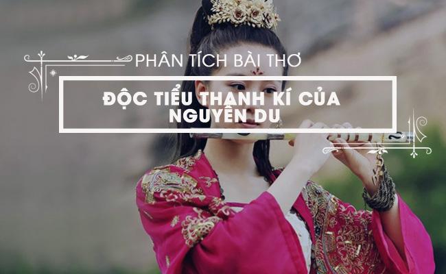 Phân tích bài thơ Độc Tiểu Thanh kí của Nguyễn Du 2