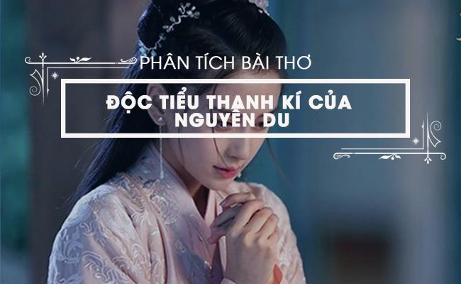 Phân tích bài thơ Độc Tiểu Thanh kí của Nguyễn Du 3
