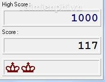 Sử dụng 10 Finger BreakOut Free Typing Game, luyện gõ 10 ngón trên PC 4