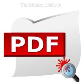 bat tinh nang canh bao file PDF khong an toan trong Adobe Reader