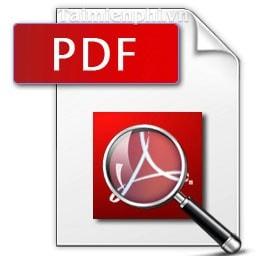 tat chuc nang tim kiem nhanh trong Adobe Reader