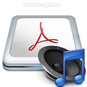 Thiet lap phan mem nghe nhac mac dinh trong Adobe Reader