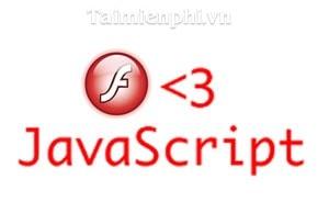 kich hoat JavaScript de tai Adobe Flash Player