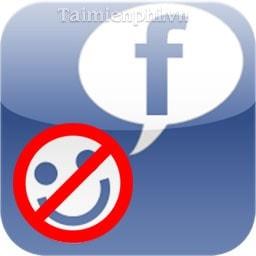 tat tro chuyen chat trong Facebook