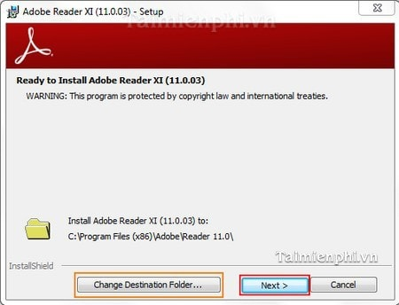 And pdf install file