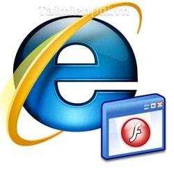Internet Explorer 9 - Xử lý lỗi Flash Player trên trình duyệt