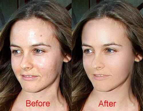 Photoinstrument - Loại bỏ mọi khuyết điểm trên khuôn mặt