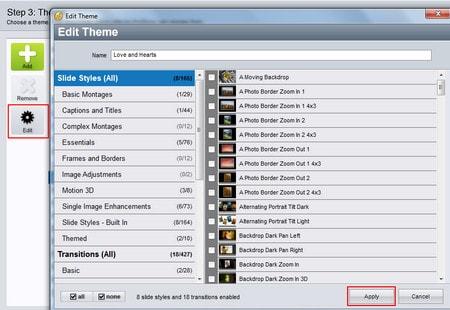 Cài Proshow Gold, dùng Proshow Gold tạo video từ ảnh trên PC