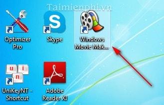 them hieu ung vao video trong windows movie maker