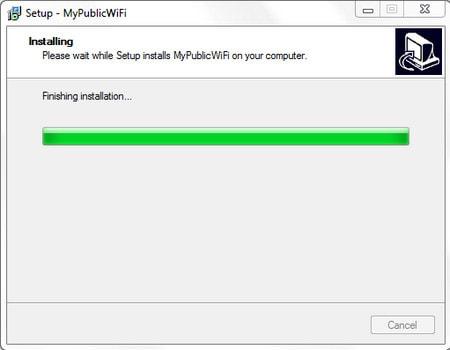 Cài MyPublicWiFi, tạo điểm phát Wifi trên Laptop 6
