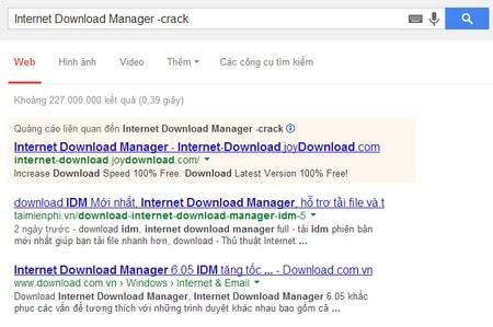Tìm kiếm google, bí kíp tìm kiếm trên công cụ google hiệu quả nhất