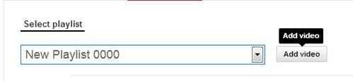 Cách tạo Playlist Video trên Youtube từ trình duyệt Chrome