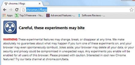 Google Chrome - Hướng dẫn bật tính năng Google Launch