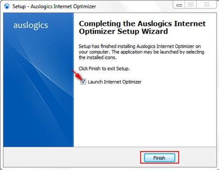 Cài và sử dụng Auslogics BoostSpeed tăng tốc Internet