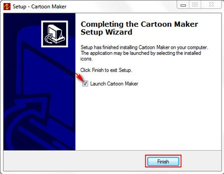 Cài và sử dụng Cartoon Maker tạo tranh biếm họa