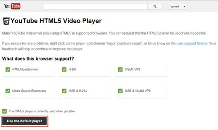 Youtube - How to speed up load to see Video