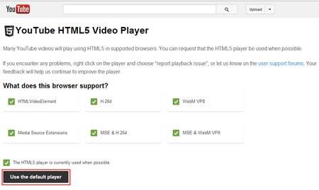 Youtube - Cách đẩy nhanh tốc độ load để xem Video