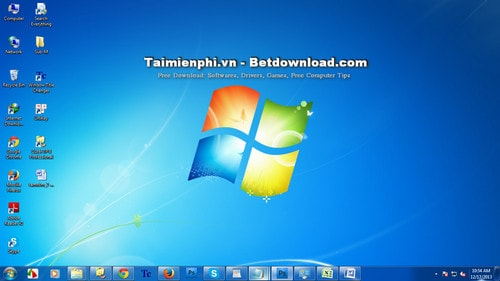 Cách đổi hình nền máy tính, thay ảnh màn hình desktop, laptop Windows 10, 8.1 , 7 6