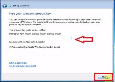 Hướng dẫn cài Windows 7/8/10 bằng USB 25