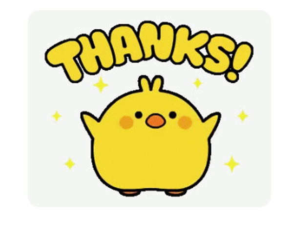 Mẫu slide cảm ơn 7