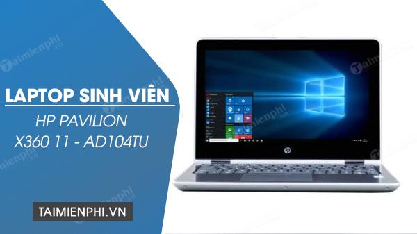 Mẫu Laptop cho sinh viên phù hợp nhất