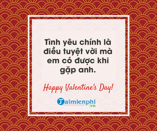 hinh anh chuc mung Valentine dep