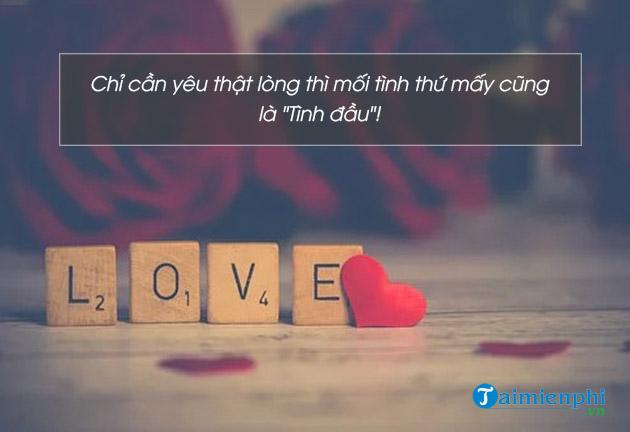 Cap hay ngắn về tình yêu 8
