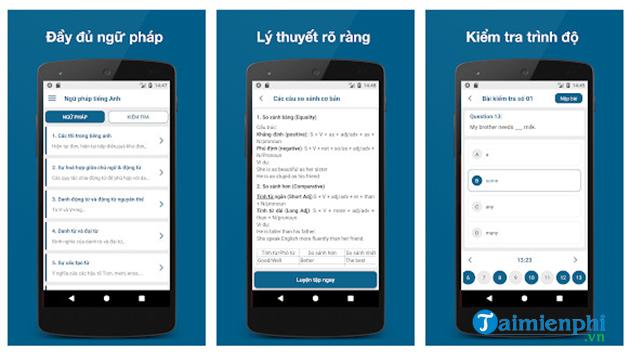Giải bài tập Tiếng Anh trên điện thoại bằng ứng dụng nào? 6