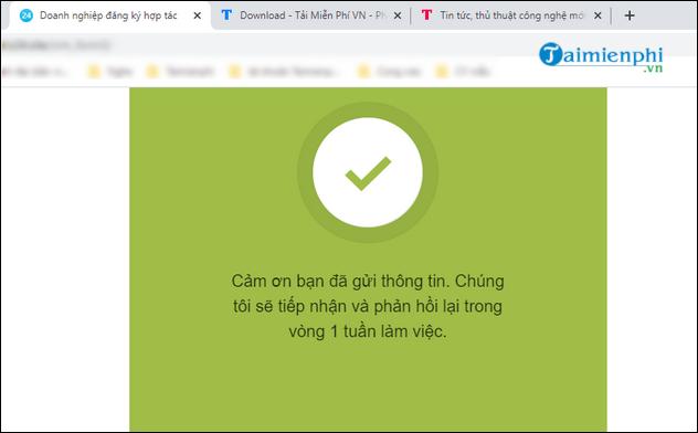 Cách đăng ký tài khoản Accesstrade