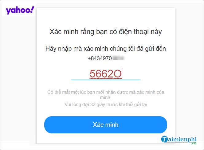 Đăng ký Yahoo, tạo nick Yahoo, lập nick chat Yahoo