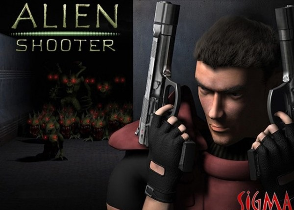 cach choi alien shooter tren may tinh