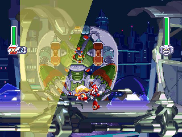Cách chơi Megaman X4 trên máy tính