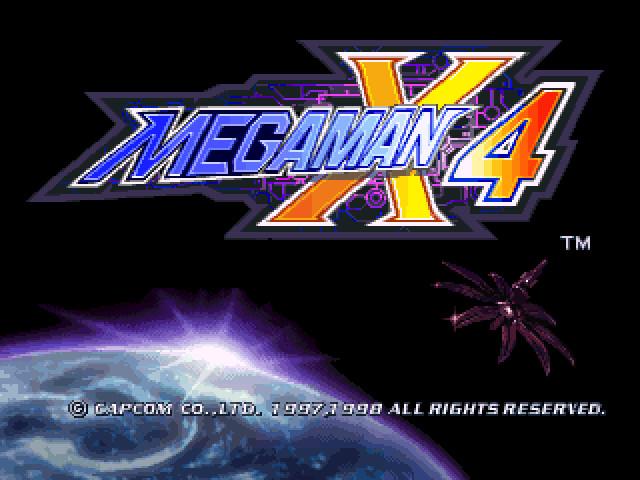 Mega Man X5 Save Zero