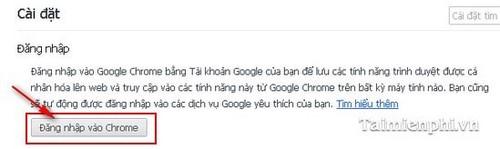 Đồng bộ bookmark giữa Firefox và Google Chrome