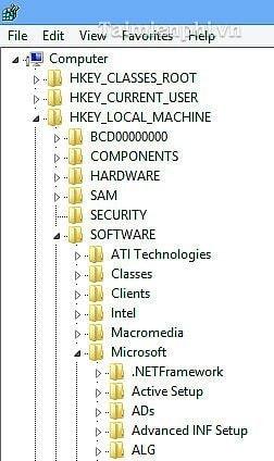 sua loi lag chuot tren windows 8.1