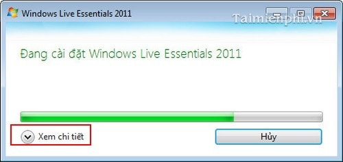 Cách cài Windows Live Photo Gallery