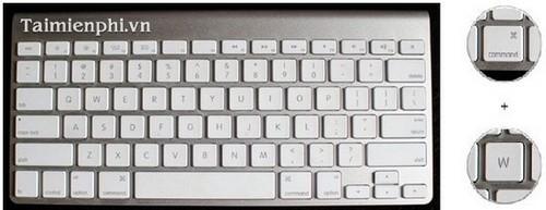 10 phím tắt cơ bản trên hệ điều hành Mac OS X
