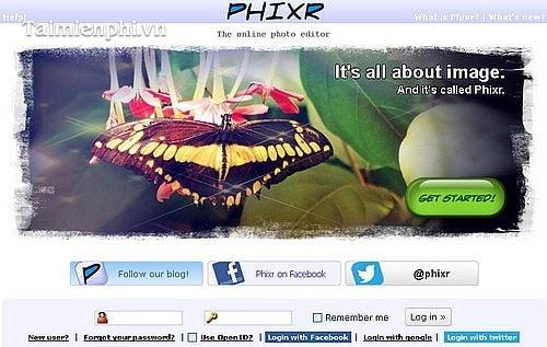 10 website chỉnh sửa ảnh online, trực tuyến tốt nhất