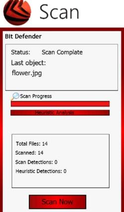 phan mem diet virus cho windows phone