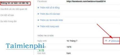 huong dan an thong bao sinh nhat tren facebook